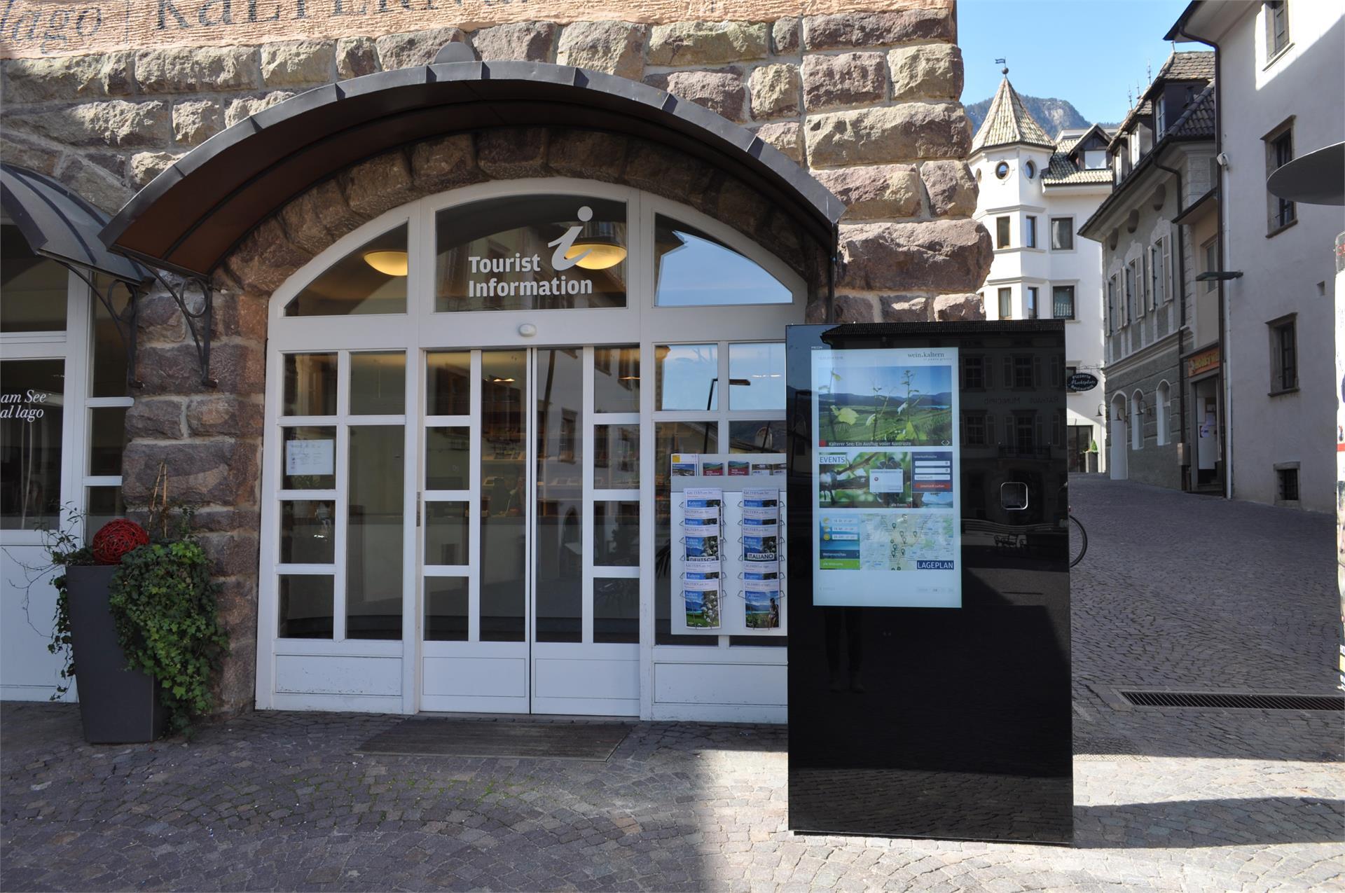 Tourismusbüro Kaltern am See