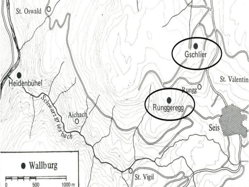 Wallburg Fortresses