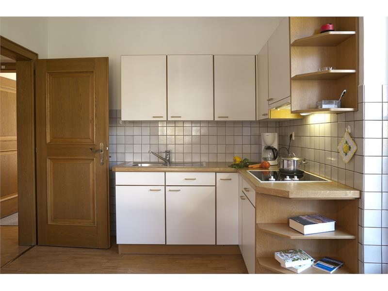 Haus Luise, Nals, appartamento cucina