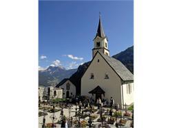 Pfarrkirche von Pufels