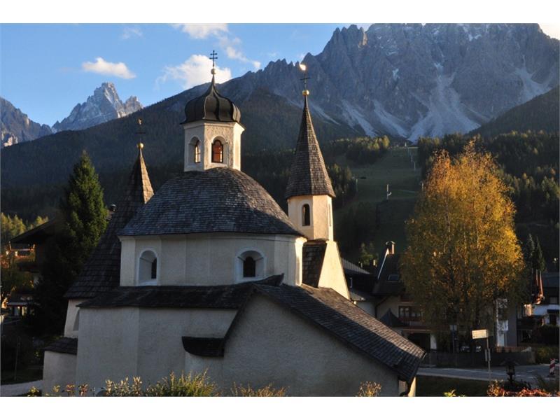 Cappelle di Altötting e del Santo Sepolcro/Altöttinger- und Grabeskirche San Candido Innichen