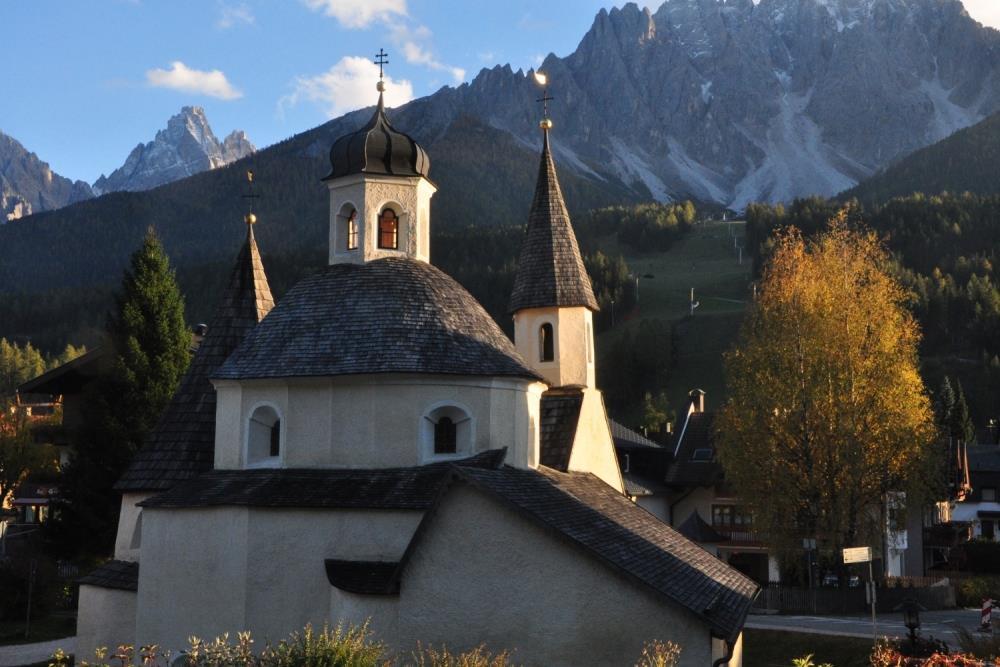 Altöttinger- und Grabeskirche Innichen