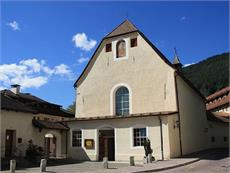The Church of St. Magdalene of the Capuchin
