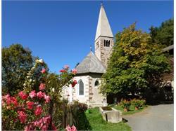 Church St. Valentin (14th century)
