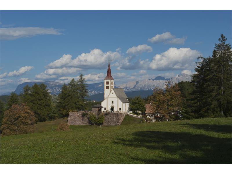 Parish Church  Monte San Pietro/ Petersberg