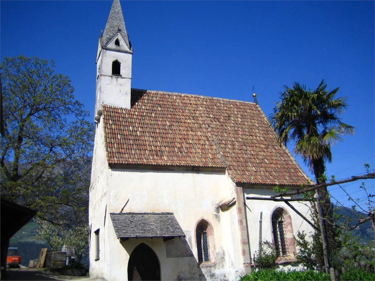 Dorfführung mit Besichtigung des St.Felix-Kirchleins