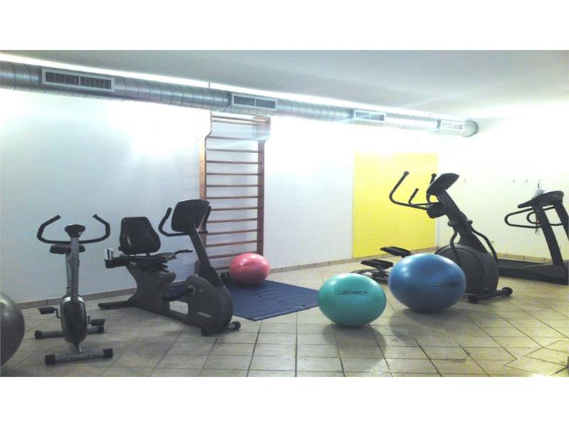 Fitnessraum mit Vision Fitness