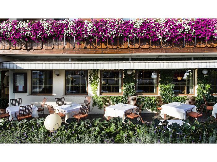 Terrazzo- Hotel St. Anton, Fié allo Sciliar