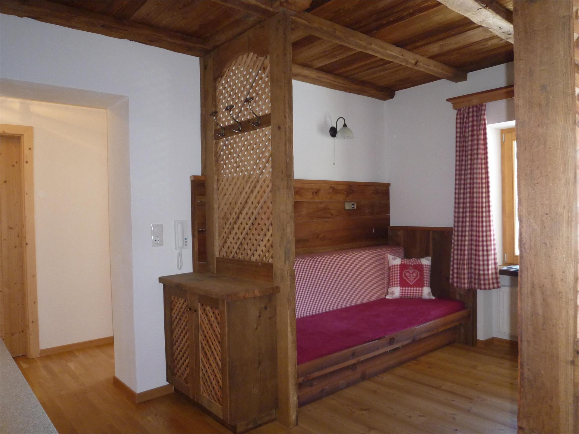 Couch mit Bettfunktion-Alpen-Suite