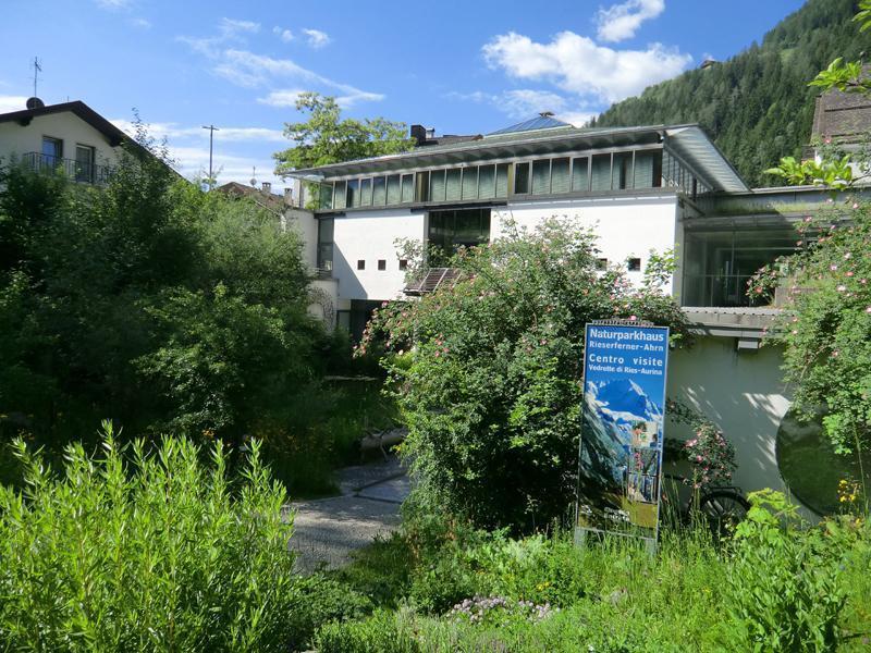 Naturparkhaus Rieserferner-Ahrn