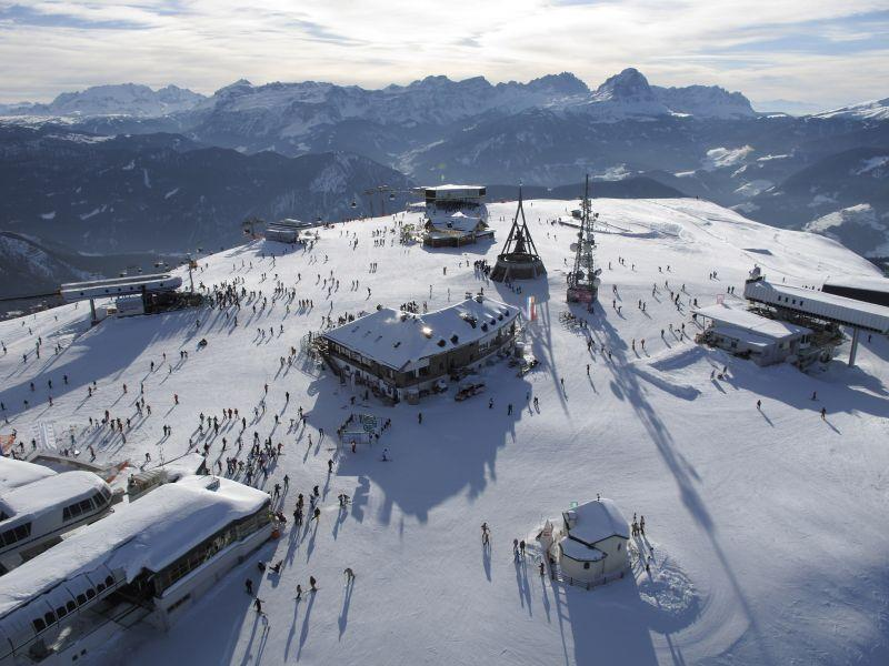 Winter panorama trail - Kronplatz