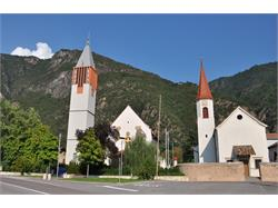 Church Saint Josef in Vilpiano