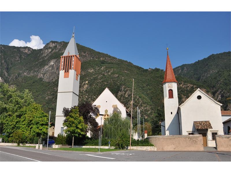 Pfarrkirche zum Hl. Josef in Vilpian