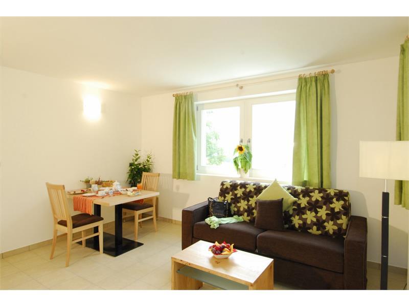 Living area App. Wild oak