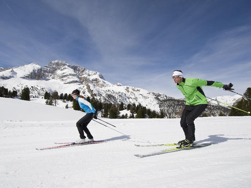 25 Villabassa - Cross-country Pustertaler Skimarathon /