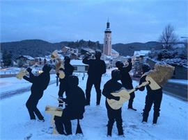 Christmas concert of the Kastelruther Spatzen