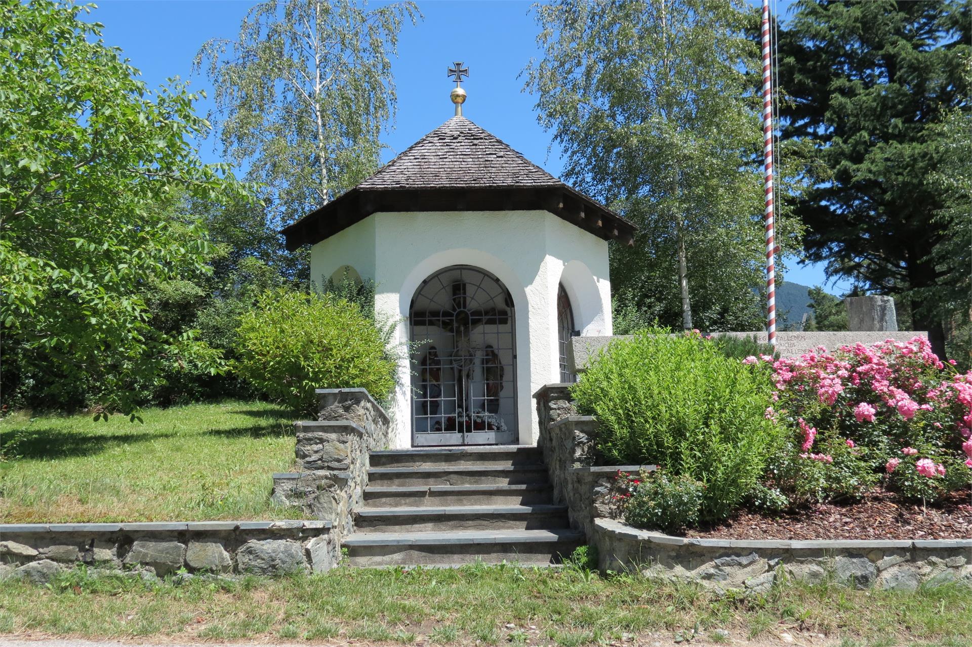 Herz-Jesu-Kapelle bei Schabs
