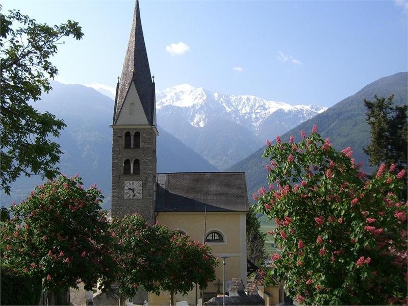 St. Nikolaus Kirche Vetzan