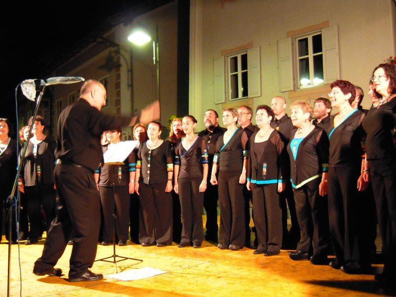 22th Alta Pusteria Int. Choir Festival - Nacht der Chöre am Von Kurz Platz