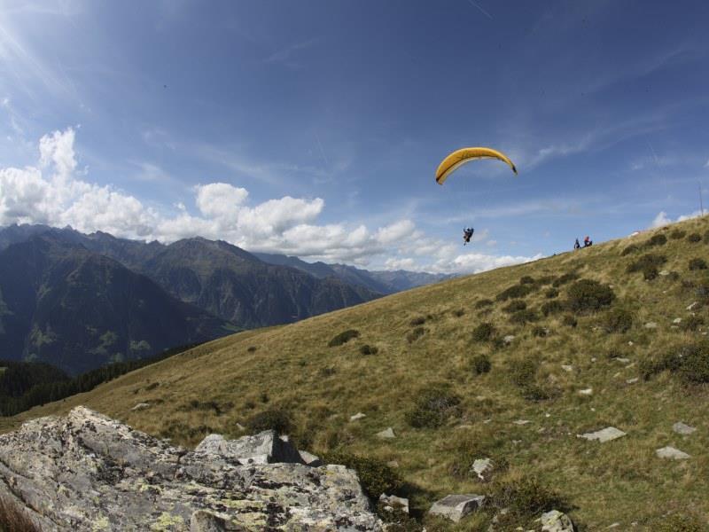 Paragliding | Verein Jochflieger
