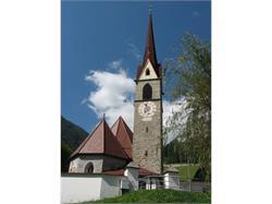 Parish Church of St. Thomas/San Tommaso Witental/Vallarga