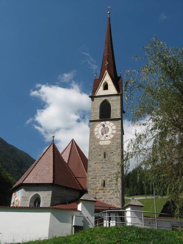 Pfarrkirche St. Thomas Weitental