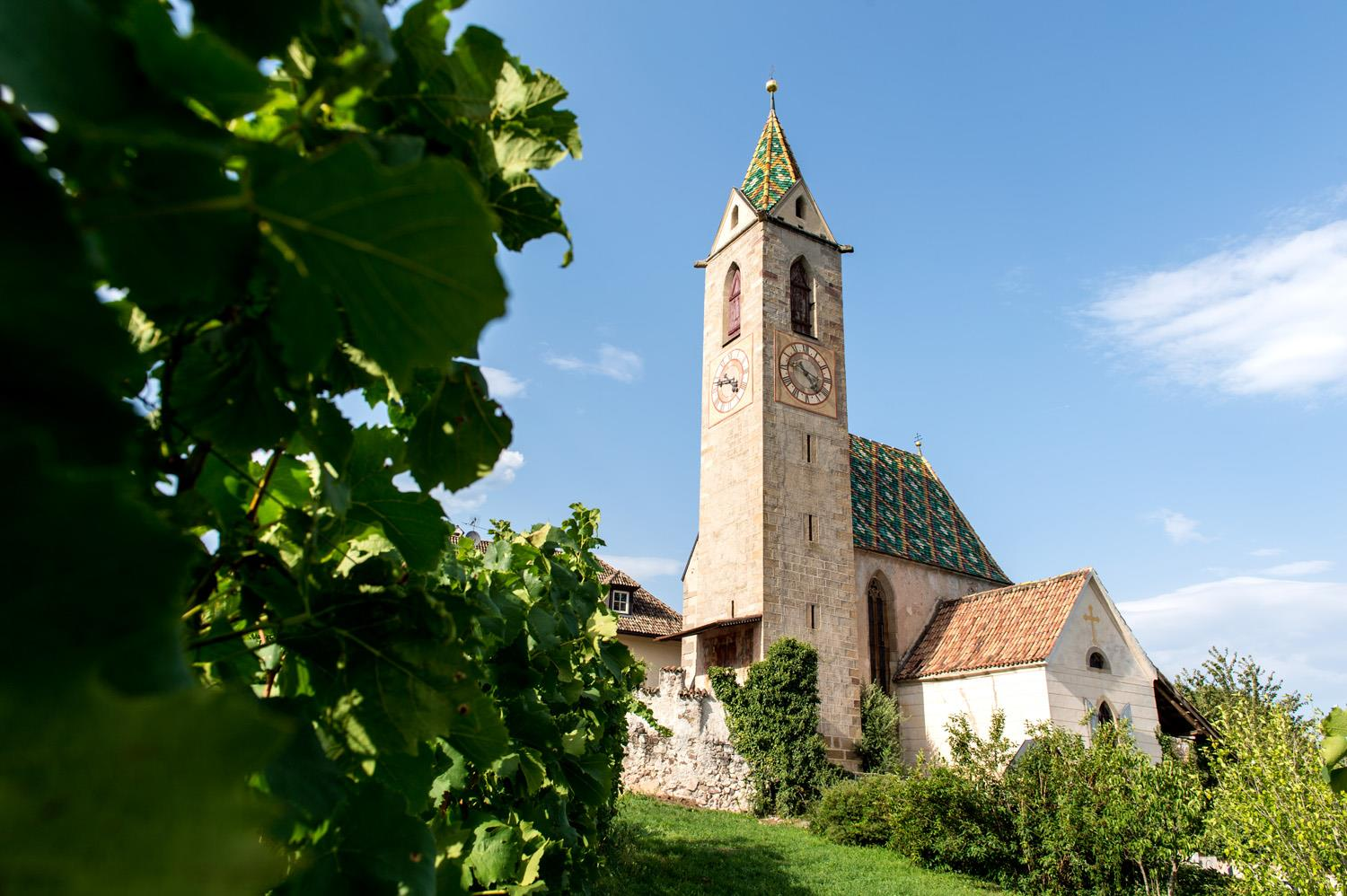 "Church ""St. Vigil"" in Altenburg/Castelvecchio"