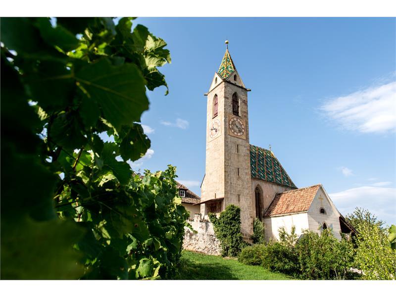 Kirche St. Vigil in Altenburg