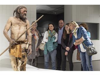 Museo Archeologico dell'Alto Adige - Ötzi