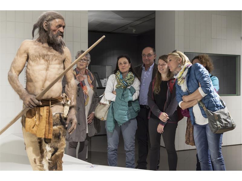Ötzi - L'uomo venuto dai ghiacci