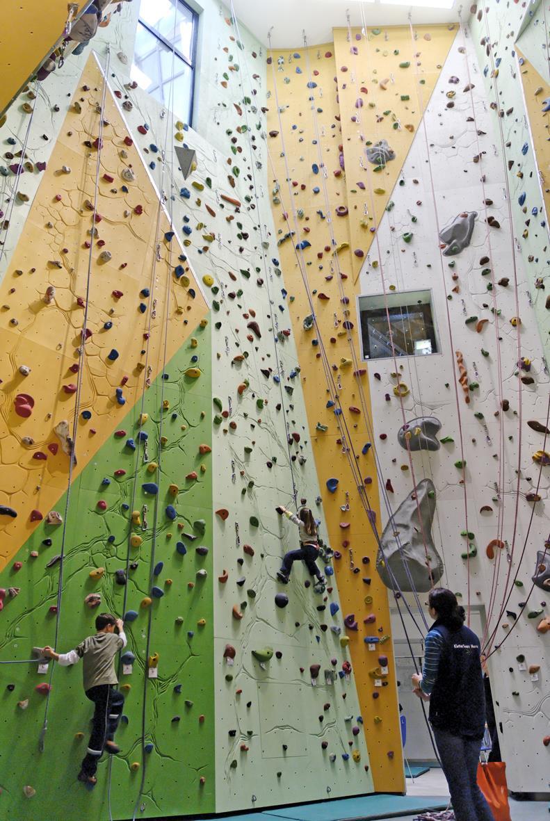 Climbing hall Rockarena Merano/Meran