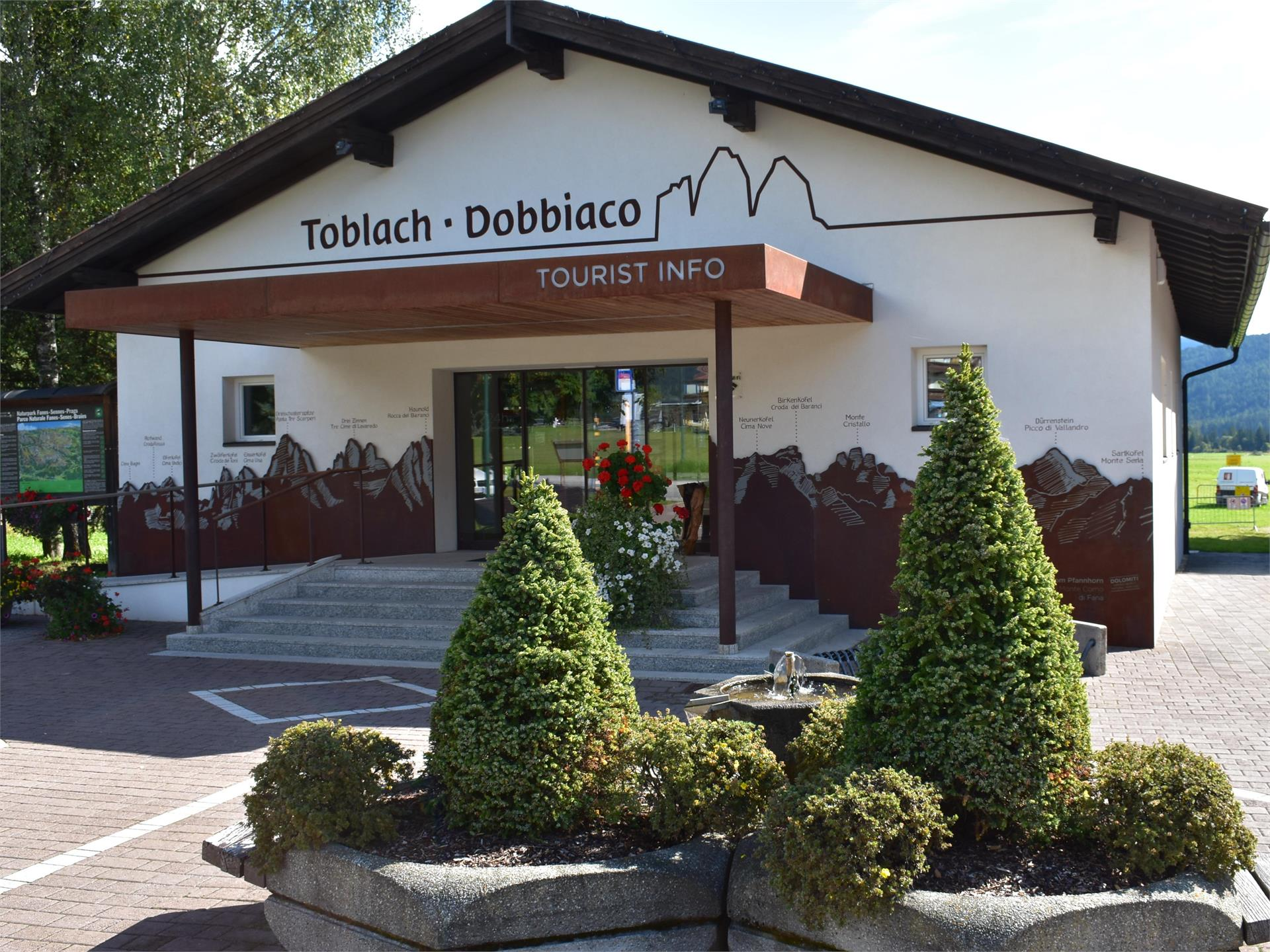 Tourismusbüro Toblach