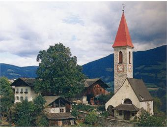 church of S. Vitus Tiles / Tils