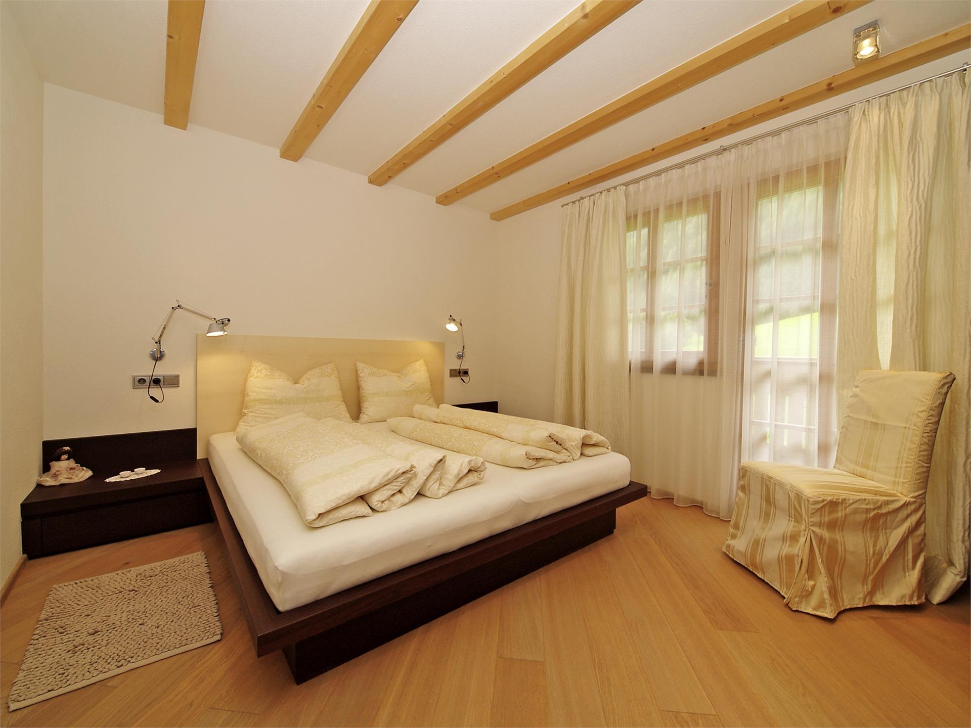 camera da letto - appartamento A