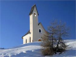 Cappella degli Alpini al Passo Gardena