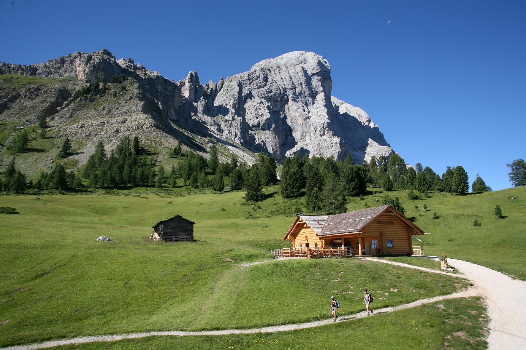 Escursione estiva: Antermoia - Al Bagn Valdander - Ütia de Göma