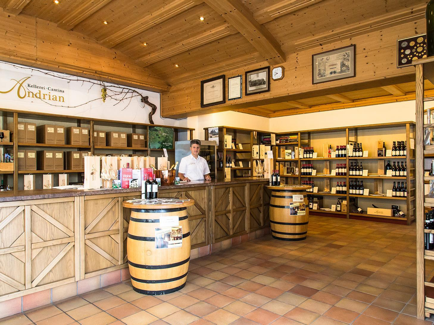 Weinkellerei Andrian