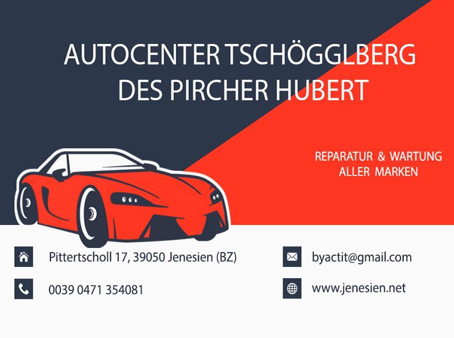 Autocenter Tschögglberg des Pircher Hubert
