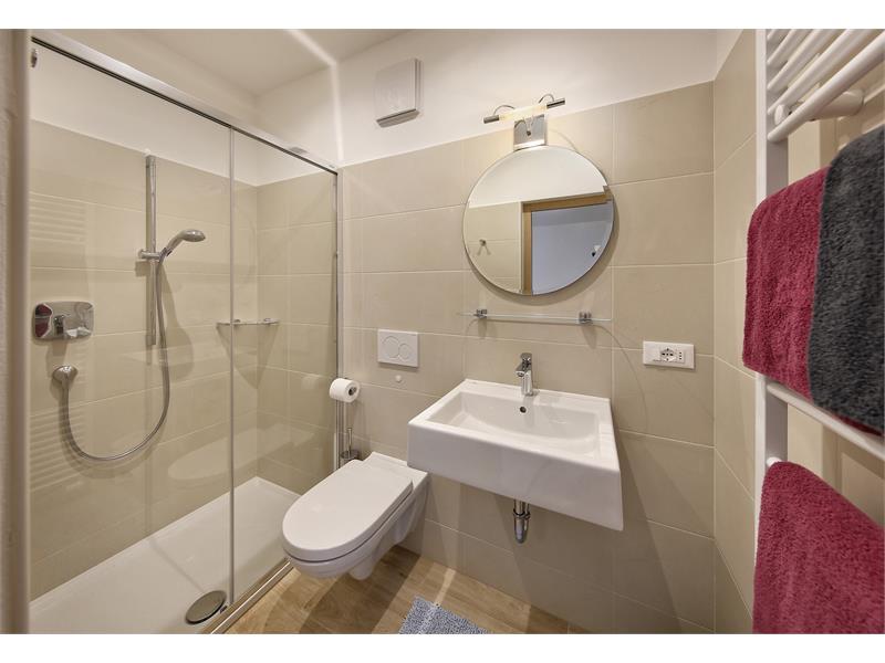Einzelzimmer bagno