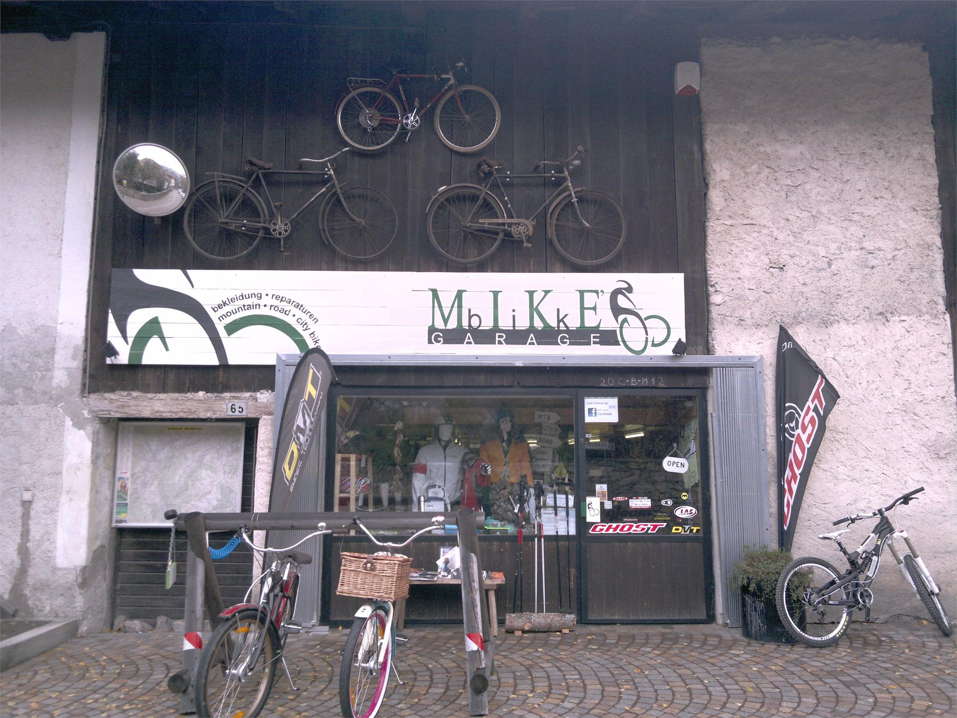 Mike's Bike Garage