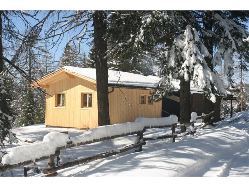 Valle San Silvestro - Rifugio Lachwiesen