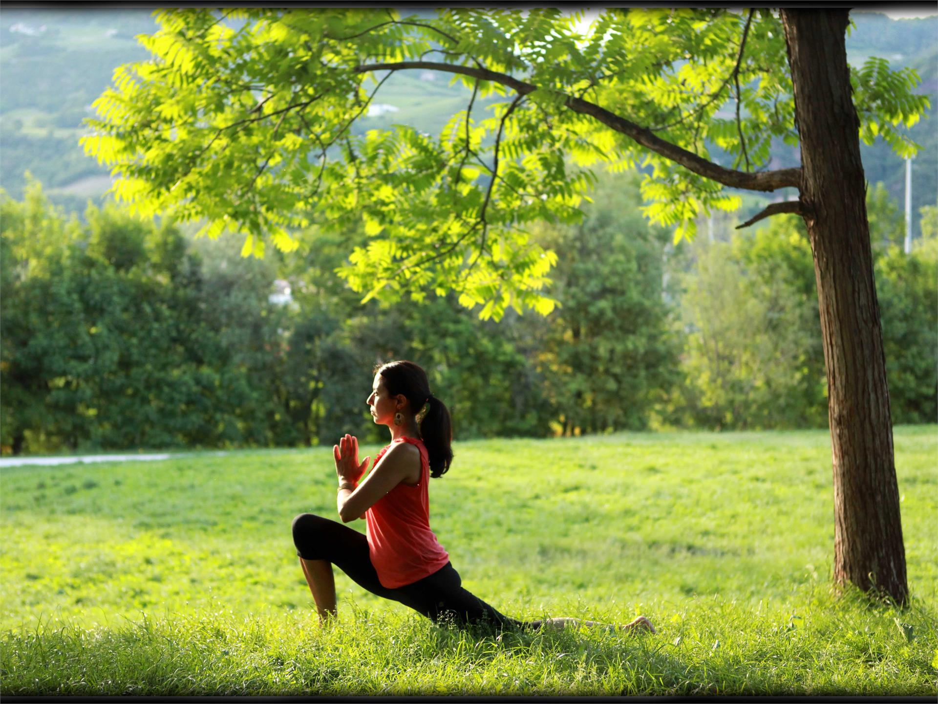 Durch Yoga zur inneren Balance