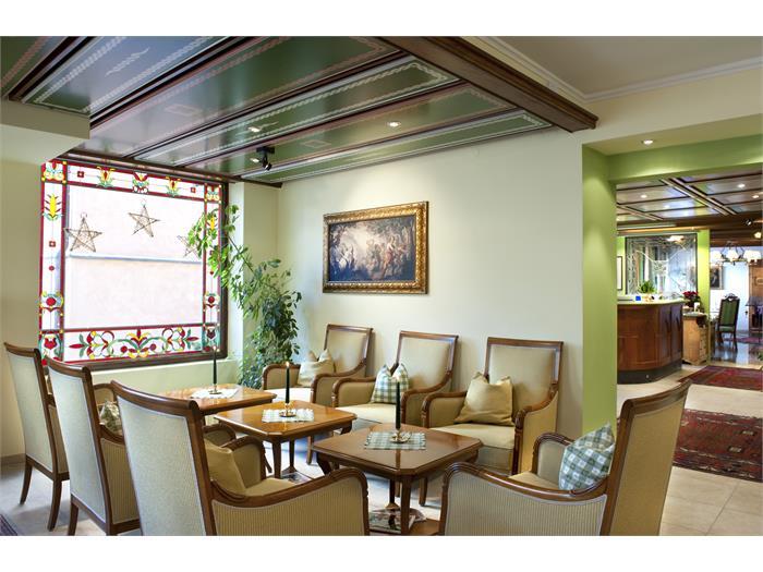 Hotel Cavallino dOro - Castelrotto, piazzetta - Dolomiti Superski