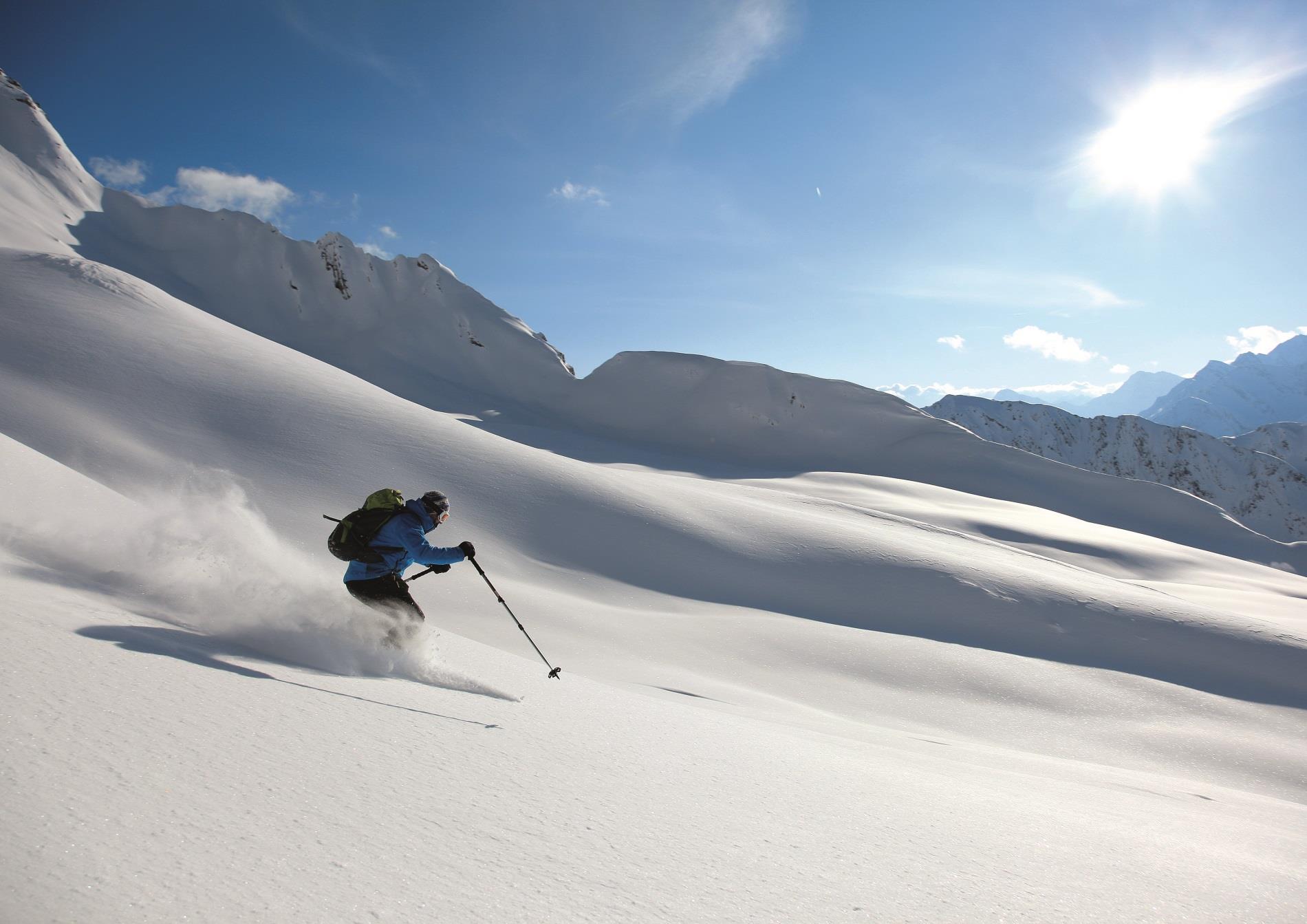 Escursione sci-alpinistica lago Erensee (2.292 m)