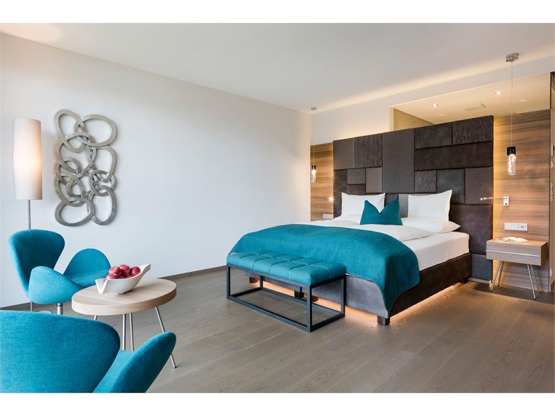 Deluxe Zimmer im Alpiana