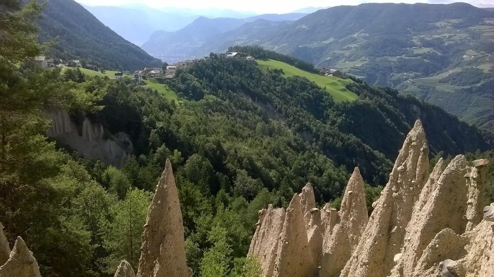 Pyramidenwanderung in Steinegg