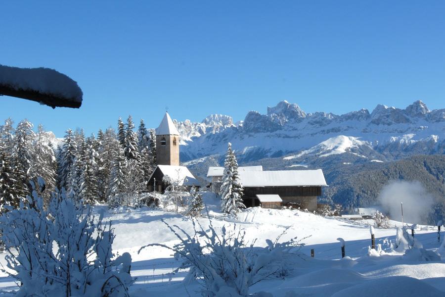 St. Helena Winter