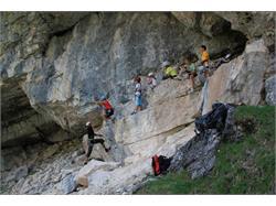 Palestra di roccia Tamersc