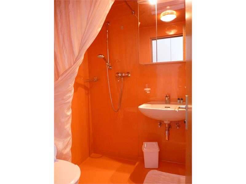 Bathroom, Kreuzwirt- Fié allo Sciliar