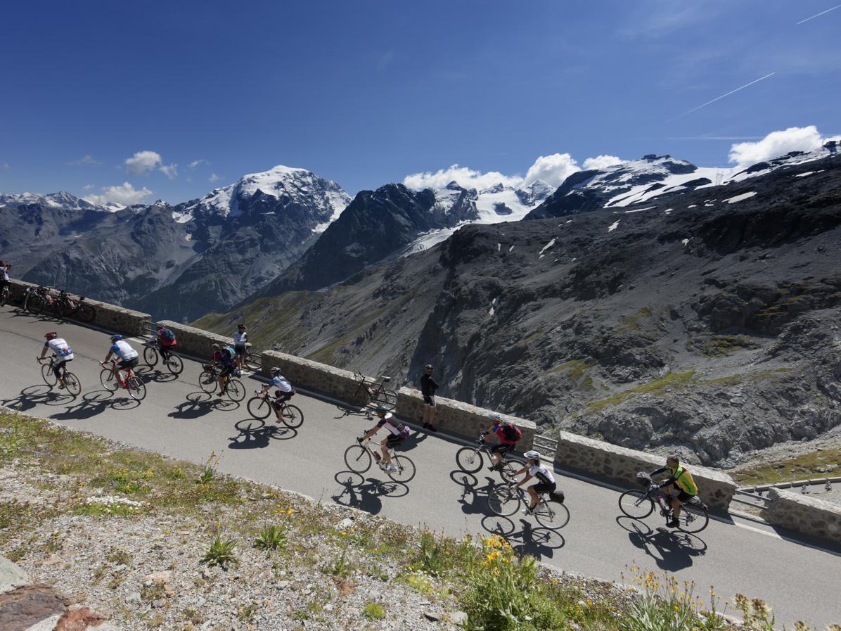 Passo Stelvio/Stilfserjoch Cycling Day